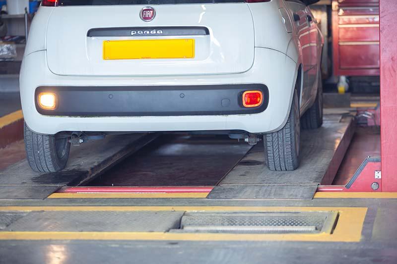 Corrosion On Vehicle Brakes Oxfordshire