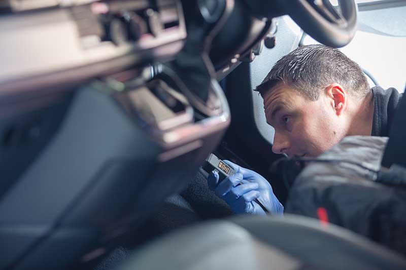 Car Service Whilst Under Warranty