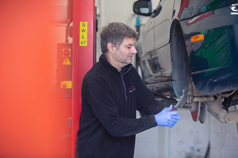 Wear on Vehicle Brakes Witney Oxfordshire